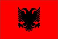 Albania (UN) - Indoor Flags