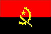 Angola (UN) - Indoor Flags