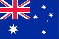 Austrailia (UN) - Indoor Flags