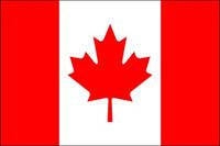 Canada (UN OAS) - Indoor Flags