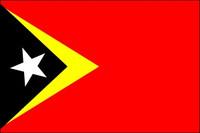 East Timor (UN) - Indoor Flags