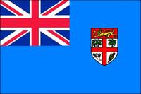 Fiji (UN) - Indoor Flags