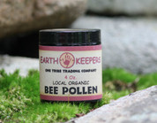 "One teaspoon of pollen is equal to the dreams of one million flowers. Bee pollen can be thought of as nutritional ""star light"" coming to us in the form of energy and information."