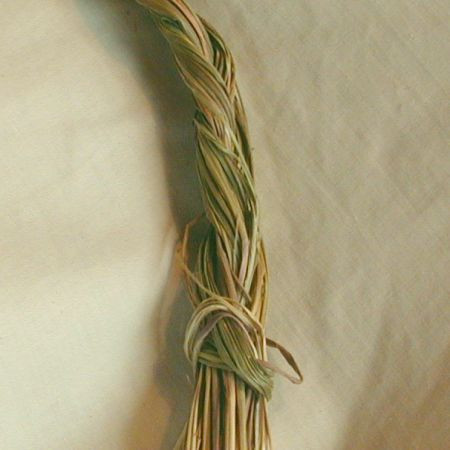 Can be used on traditional bustles, burned as incense or placed with dance clothes for a sweet, long lasting odor.