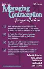 Managing Contraception 2019 -2020 - Digital Download