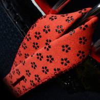 Kozakura Inden Type Men Chichikawa- Black on Red