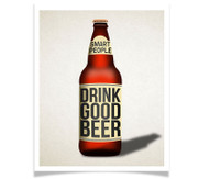 Smart People Drink Good Beer