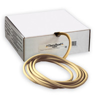 Theraband Resistance Tubing 100ft - Tan/Thin