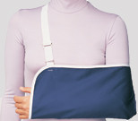 Procare Deep Pocket Economy Arm Sling