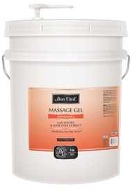 Bon Vital' Original Massage Gel - 5 Gallon