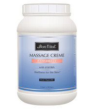 Bon Vital' Deep Tissue Massage Cream - 1 Gallon