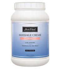 Bon Vital' Deep Tissue Massage Cream - 1 Gallon