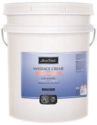 Bon Vital' Deep Tissue Massage Cream - 5 Gallon