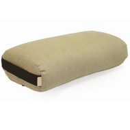 Natural Fitness Yoga Bolster Rectangle