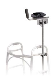 Drive Medical Universal Platform Walker/Crutch Attachment