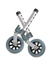 "Drive Medical 5"" Swivel Wheel with Lock"