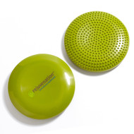 "NEW! - DynaDisc Jr. Mini Balance Cushion - 7"" (Pair) - Green"