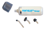 Point Relief Mini-Massager with Massage Heads