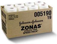 "Zonas Porous Tape - 1.5"" x 15yds - 32 Rolls JJ5191"