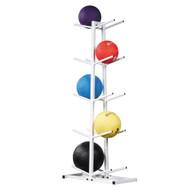 Double Tier Medicine Ball Tree