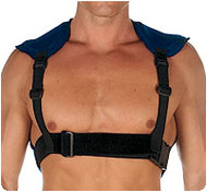 ElastoGel Hot/Cold Neck/Back Combo Wrap