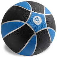 15lb Top of the Line ExBall Medicine Ball