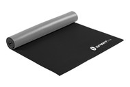 "Spirit TCR Yoga Mat 24"" x 69"" x 6mm Silver/Ash"