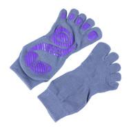 Spirit TCR Yoga Socks M/L Phlox Pink/Bittersweet
