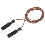 Spirit TCR Leather Jump Rope