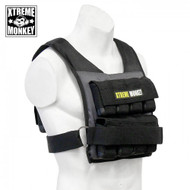 Xtreme Monkey 35lbs Commercial Micro Adjustable Weighted Vest