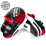 Fight Monkey Pro Series Leather Focus Mitts