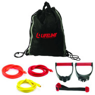 Lifeline Elite Variable Resistance Kit - 180lb