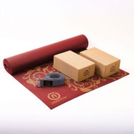 Natural Fitness Beginner Yoga Kit