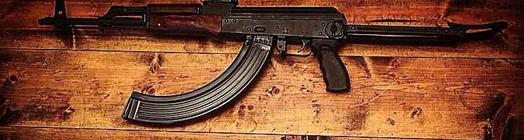 AK-47 50rd Magazine