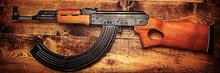 AK-47 75rd Magazine