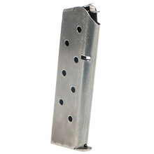 Colt 1911 45acp 7 Round Stainless Steel Magazine