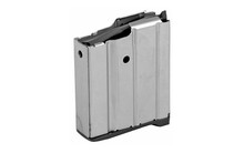 Stainless Ruger Mini-14 10rd magazine