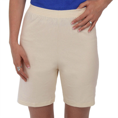 Shorts 100% Organic Cotton NATURAL Hypoallergenic