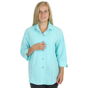 e2fd658fd4 100% Cool Cotton Classic Shirt Sea Mist