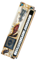 MEZUZAH + SHEMA SCROLL