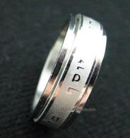 """Kabbalah """"Ben Porat Yossef"""" Power Ring"""