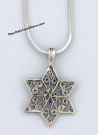 STAR OF MAGEN DAVID NECKLACE 6