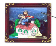 Fiddler on the Roof & Jerusalem Magnet