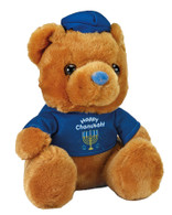 HAPPY CHANUKAH TEDDY BEAR