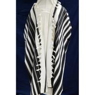 Chabad Wool Prayer Shawl - Tallit