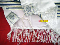 Silk Prayer Shawl