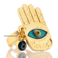 HAMSA PROTECTION HAND RING