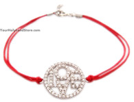 Kabbalah Red String Love Bracelet