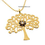 Kabbalah Tree of Life Necklace