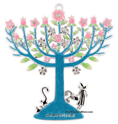 Jerusalem Tree - Wall Ornament